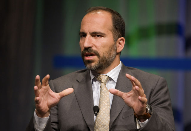 Dara Khosrowshahi Highest Paid Employees in The World 2016