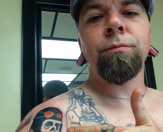 Dave Tedder Highest Paid Tattoo Artists 2017