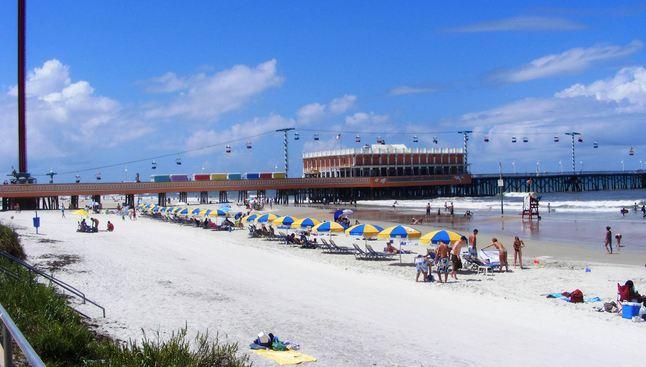 Daytona, Most Beautiful Beaches in Florida 2017