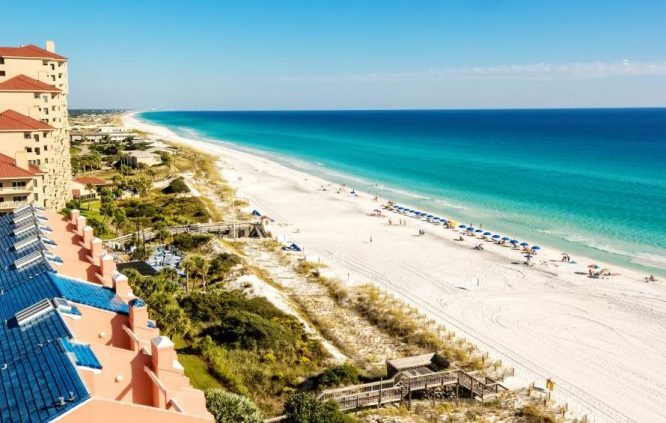 Destin, Most Beautiful Beaches in Florida 2018