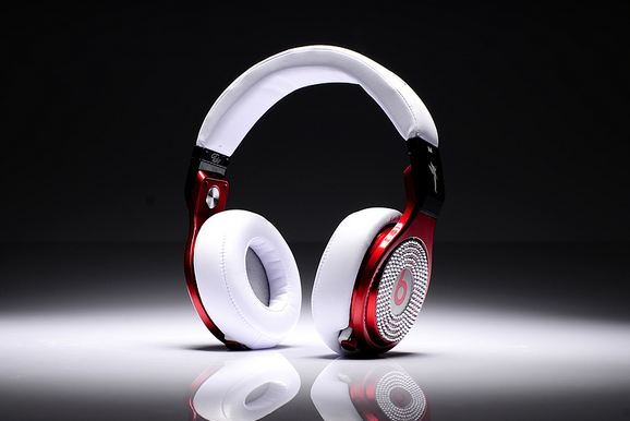 Diamond Studded Beats by Dr. Dre, World's Most Expensive Headphones 2018
