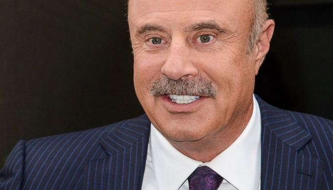 Dr. Phil McGraw Highest Paid TV hosts 2016
