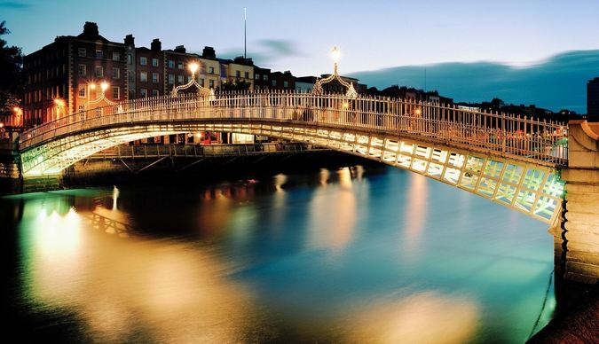 Dublin, Ireland, Most Beautiful European Cities 2018