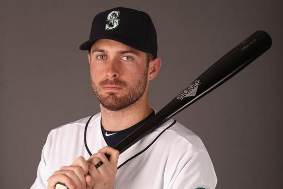 Dustin Ackley, World's Most Handsome Baseball Players 2017