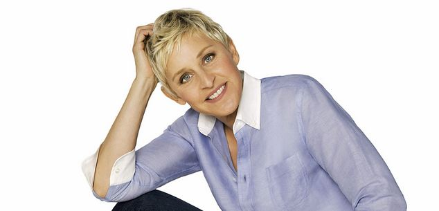 Ellen DeGeneres Highest Paid TV hosts 2017