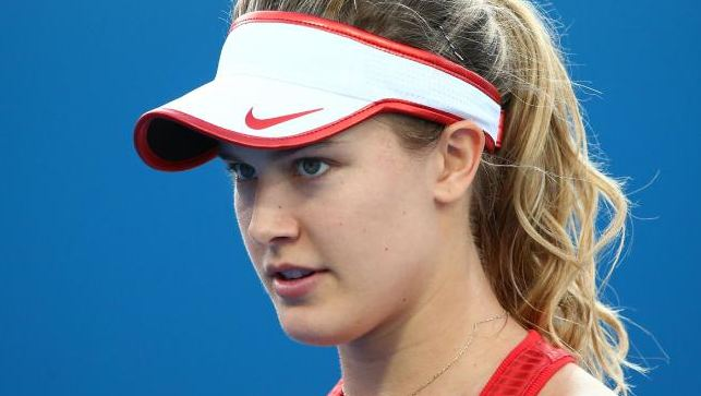 Eugenie Bouchard, Most Beautiful Female Tennis Players 2016