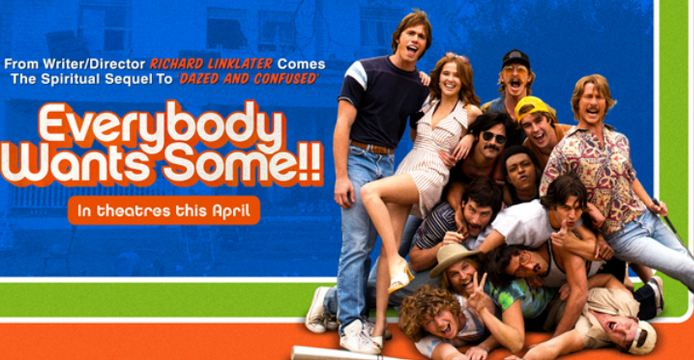 Everybody Wants Some Most Popular Hollywood Movies 2016
