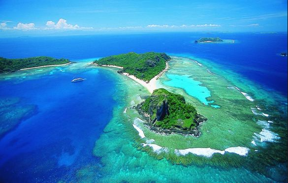 Fiji, Most Beautiful Islands 2018