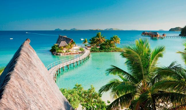Fiji, World's Most Beautiful Beaches 2016