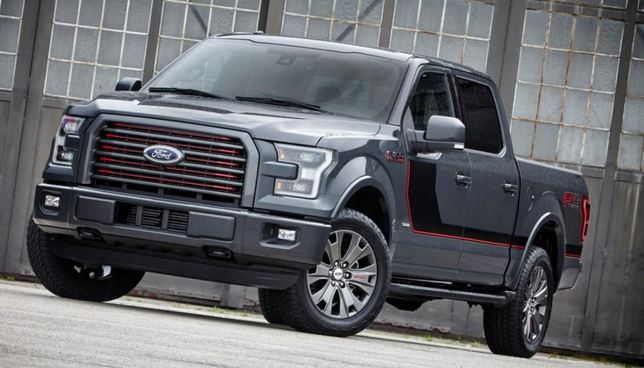 Ford F-150 Most Popular And Hottest Cars 2017
