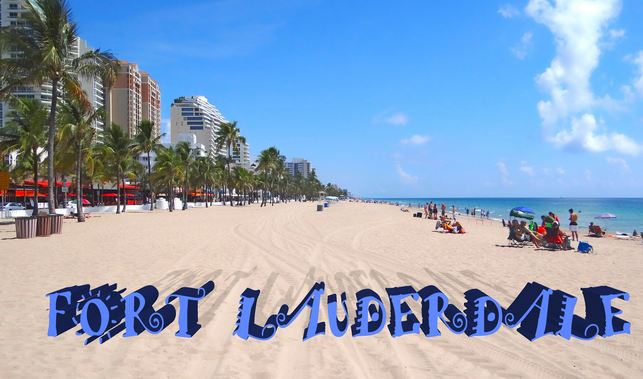 Fort Lauderdale, Most Beautiful Beaches in Florida 2016