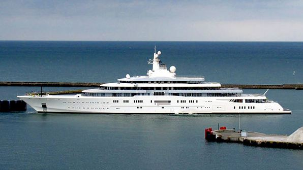 GigaYacht, World's Most Expensive eBay Items 2017