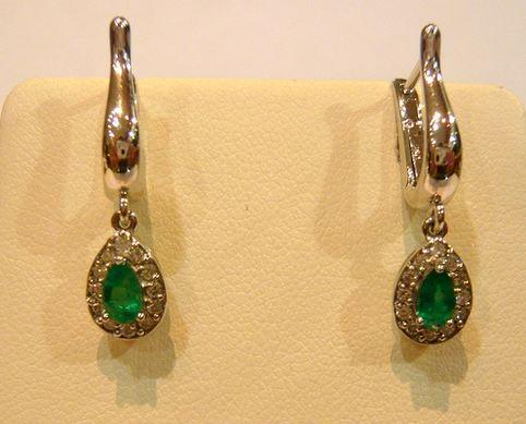 Golconda Diamond Earrings, World's Most Expensive Earrings 2018