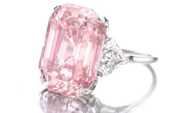Graff Emerald-cut Diamond, Most Beautiful Engagement Rings 2018