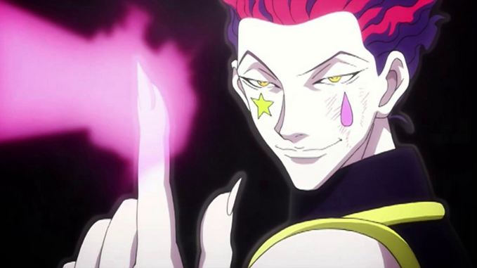 Hisoka Hottest And Sexiest Anime Guys 2016