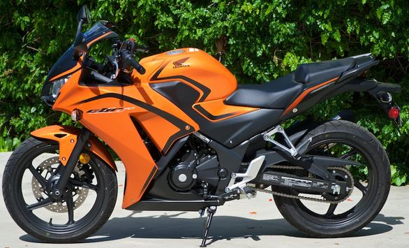 Honda CBR300R, World's Most Beautiful Motorcycles 2016