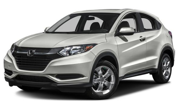 Honda HR-V Most Popular And Hottest Cars 2016