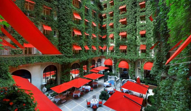 Hotel Plaza Athenee, Paris, World's Most Expensive Hotels 2018