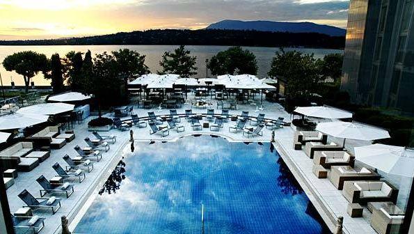Hotel President Wilson, Geneva, World's Most Expensive Hotels 2016