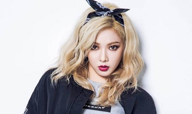 Hyuna, Most Beautiful Korean Idols 2018