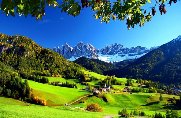 Most Beautiful European Countries