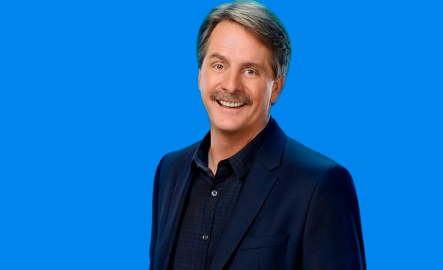 Jeff Foxworthy, World's Most Handsome Comedians 2016