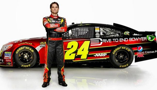 Jeff Gordon Highest Paid Race Car Drivers 2016