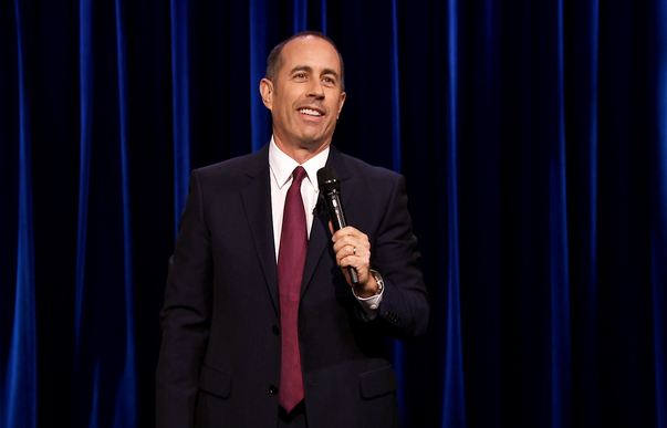 Jerry Seinfeld, World's Most Handsome Comedians 2018