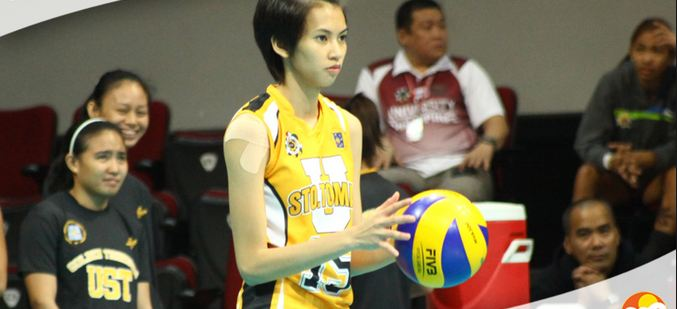 Jessey De Leon, Most Beautiful UAAP Volleyball Players 2016