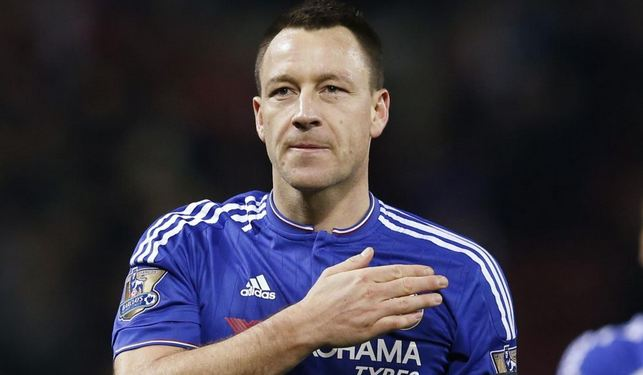 John Terry Highest Paid EPL Players 2016