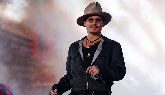 Johnny Depp Sexiest And Hottest Actors 2016