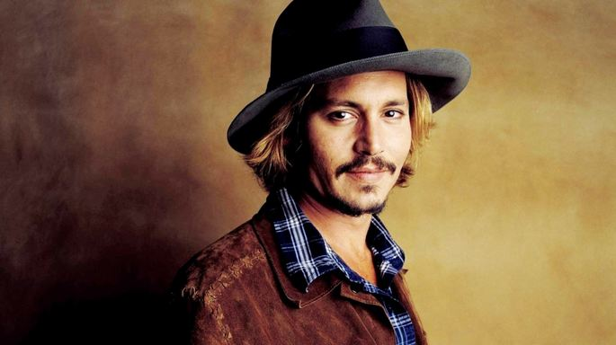 Johnny Depp, Sexiest Older Actors 2018