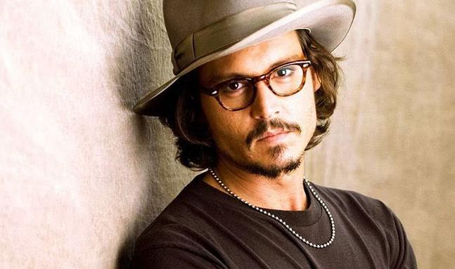 Johnny Depp World's Most Handsome Faces 2017