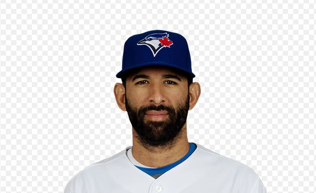 Jose Bautista, World's Most Handsome Baseball Players 2017