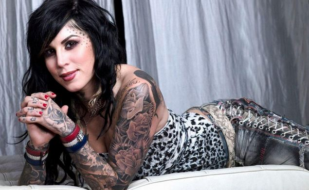 Kat Von D Richest Tattoo Artists 2018