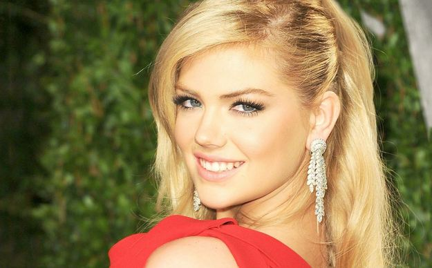 Kate Upton, World's Most Beautiful Female Celebrities 2017
