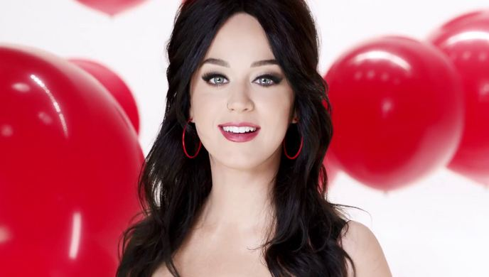 Katy Perry, Most Beautiful Female Singers 2018