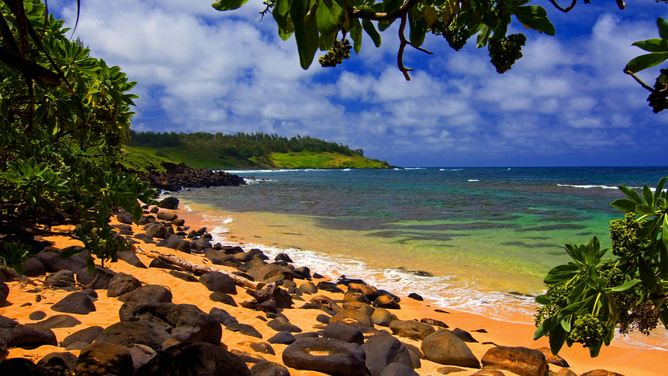Kauai beaches, World's Most Beautiful Beaches 2017