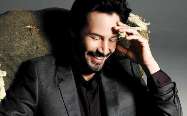 Keanu Reeves, Sexiest Older Actors 2016