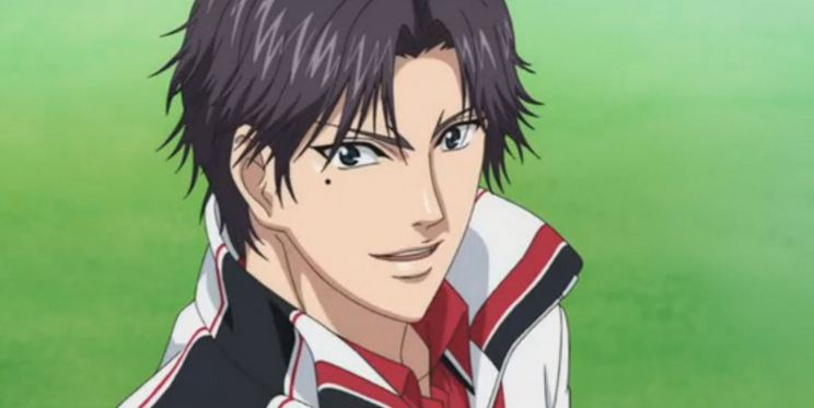 Keigo Atobe Hottest And Sexiest Anime Guys 2018