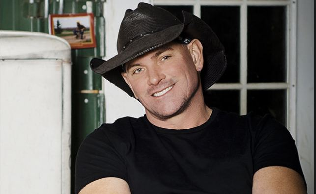 Keith Anderson, Most Popular Sexiest Male Country Singers 2017
