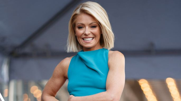 Kelly Ripa Highest Paid TV hosts 2018
