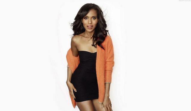 Kerry Washington Highest Paid TV Actresses 2016