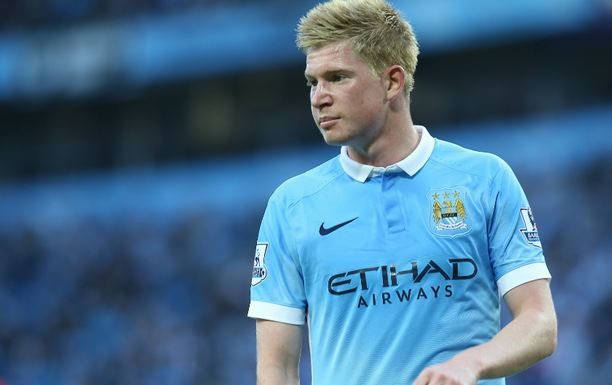 Kevin De Bruyne Highest Paid EPL Players 2017