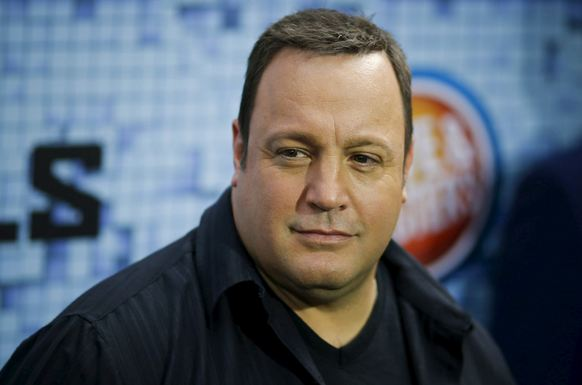 Kevin James, World's Most Handsome Comedians 2016