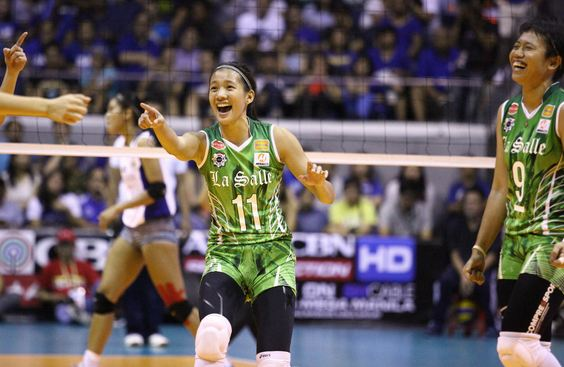 Kim Dy, Most Beautiful UAAP Volleyball Players 2017