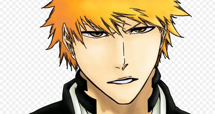 Kurosaki Ichigo Hottest And Sexiest Anime Guys 2017
