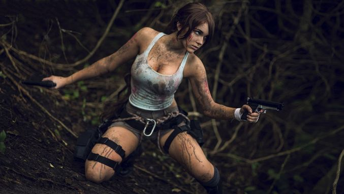 Lara Croft, Most Popular Video Game Character 2018