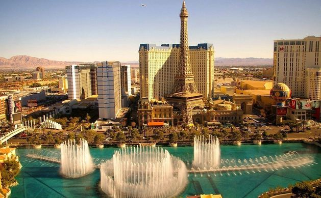 Las Vegas, Most Beautiful Places To Visit in The United States 2016