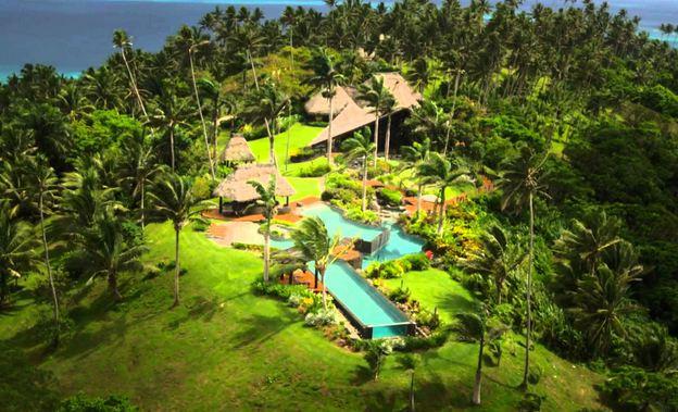 Laucala Island Resort, Fiji, World's Most Expensive Hotels 2017